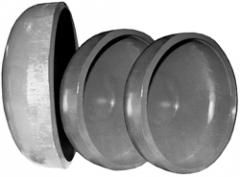 Днища стальные элептические ф1000