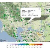 Davis 6555 Программа WeatherLink для метеостанции Vantage Pro2 и Vantage Vue (Davis instrumenty)