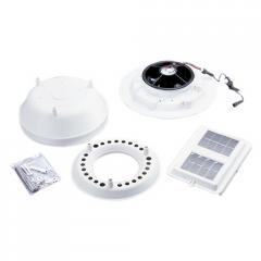 Davis 7747 capota Protectora meteostantsii (Davis Instruments) con el ventilador para el refrigeramiento del bloque de los captadores de día