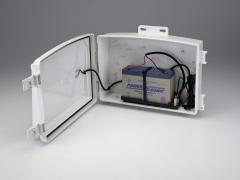 Усиленный блок питания на солнечной батарее для
