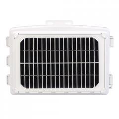 Дополнительная солнечная батарея для блока питания