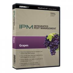 Davis 6571 Agricultural programs of pest control for a meteorological station (Davis Instruments), package grapes