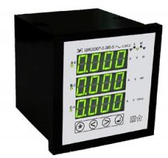 Panel board digital multifunction TsIS0307 network