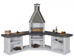 Barbecue for an arbor of Norman Avanta Exclusiv