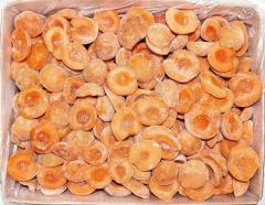 Apricot (half) frozen