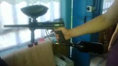 Пейнтбольное оборудование