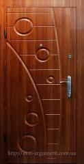 The door Region group, Doors entrance brownies