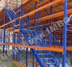 Attics (multilevel warehouse systems)