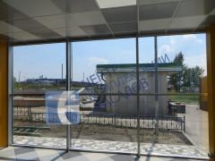 Systemy elewacyjne ze szkła