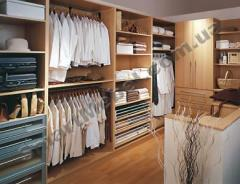 Clothes on aluminum racks of Artikul:s15