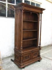 Bookcase to order, classical