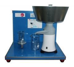 The training Separator for Receiving Cream
