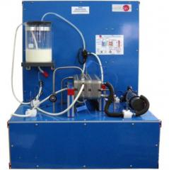 The Laboratory of pasteurization managed by the