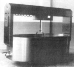 The device of preparation of sour-milk products