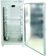The training Yoghurt Incubator, Is controlled from