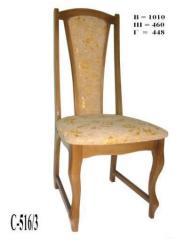 House C-516/3 chairs