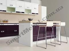 Кухня, крашеный МДФ фасад Артикул: S156