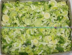 Onion (cube) frozen