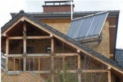 Highly effective solar collectors of WATT