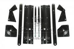 Механизм трансформации стола-кровати SMART bed-tableАртикул:SM546