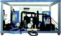The refrigeration unit + Air conditioning,