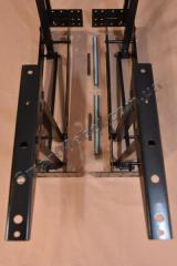 Механизм трансформации стола трансформера BOOK