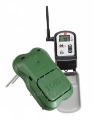 Sensors of humidity of the soil of PSS-KIT (TORO