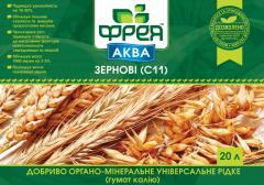 Гумат калия с микроэлементами «Фрея-Аква» Зерновые
