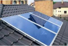 Highly effective heliocollectors for heating of