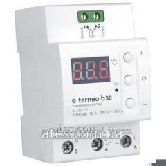Мощный терморегулятор terneo b20