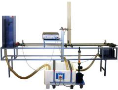 The device of a water hammer, programiruyemmy from