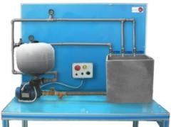 Installations of Water Systems, the Simulator of