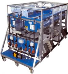 Installations of Water Systems, Simulator of the