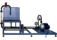 Stand of the Centrifugal pump PBCB