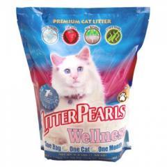 Кварцевий наполнитель Wellness для кошачьего