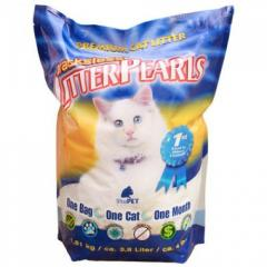 Кварцевий наполнитель Trackless для кошачьих