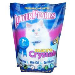 Кварцевий наполнитель Micro Crystals для кошачьих