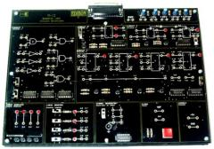 Basic sequential circuits of M13
