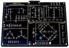Electric M16 networks