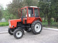 Ремонт тракторов Т-25