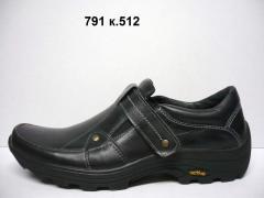 Туфли мужские комфортные в ассортименте