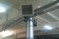 Тепловентилятор водяной PROTON Lite 35
