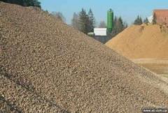 Slag domain the granulated (granulated slag)