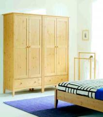 Меблі дерев'яні для спальні