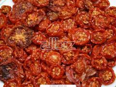 Экологически чистые сушеные помидоры