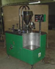 Установка для переработки сои в соевое молоко и