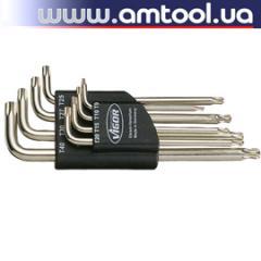 Keys six-sided 1,5 - 10 mm, VIGOR Germany
