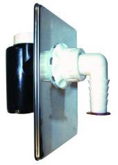 НL440 Подсоединение для стиральной или посудомоечной машины DN40/50