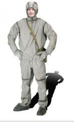 Костюм химической защиты легкий защитный Л-1