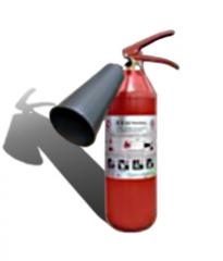CO2 fire extinguisher carbon dioxide OU-2 (VVK 1,4)
